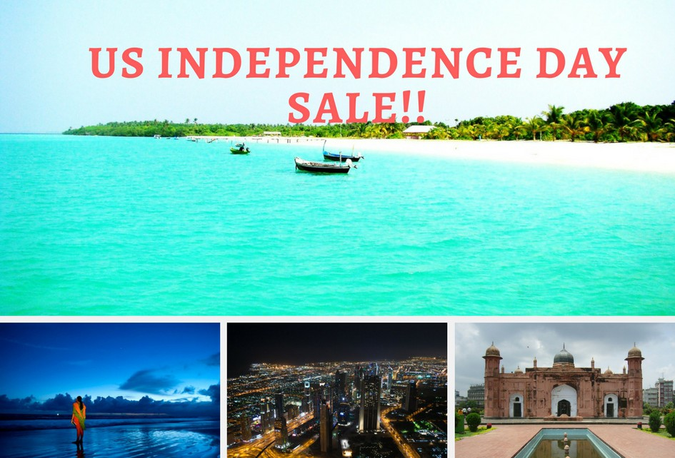 US Independence Day Sale!!