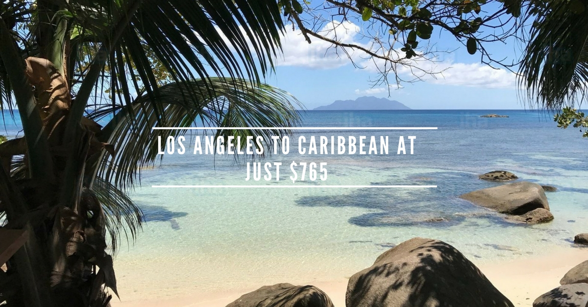 Los Angeles to Caribbean