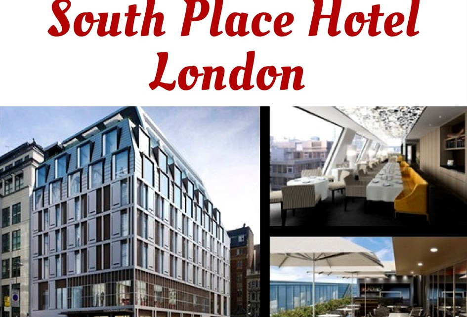 South Place Hotel London