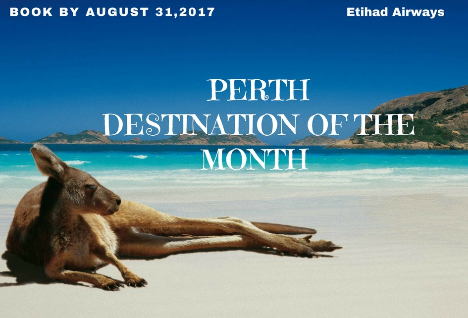 perth DEstination of the Month -