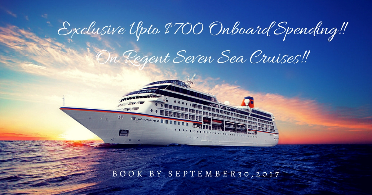 Exclusive Upto $700 Onboard Spending!!