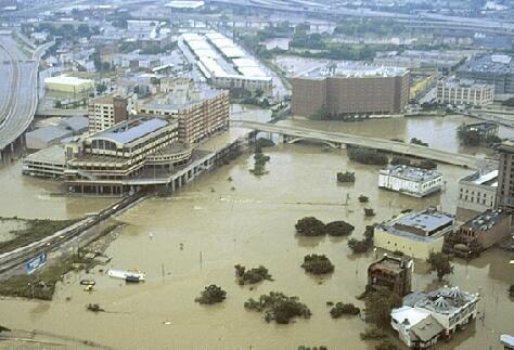 houston flood pic