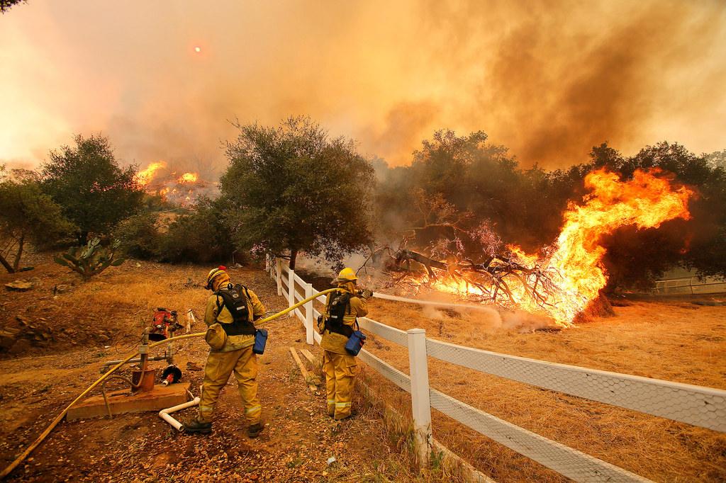 portland wildfires
