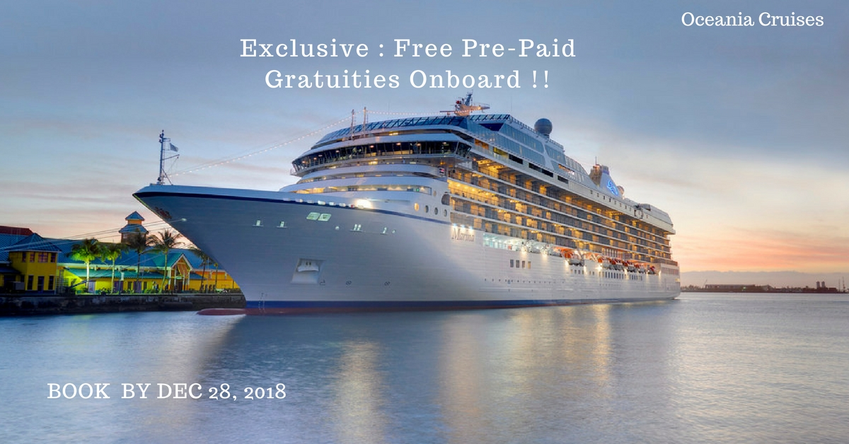 Oceania Cruise Deal Archives TravelGuzs Deals - Cruise deal