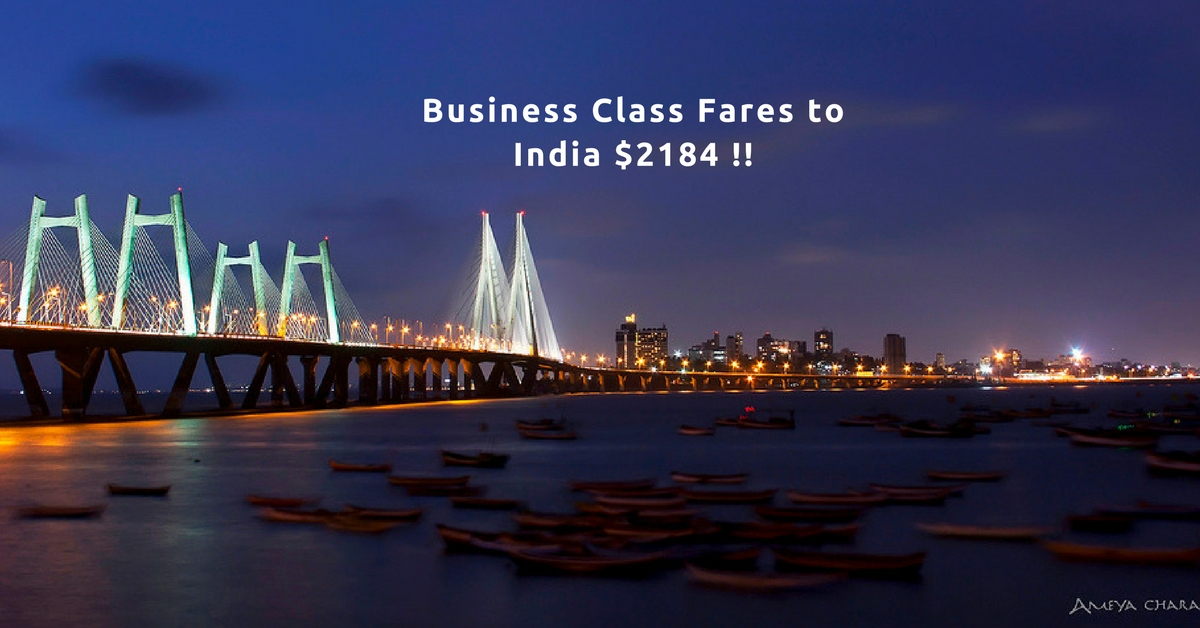 Business Class Fares to Asia Starting at $ 2033!! (4)