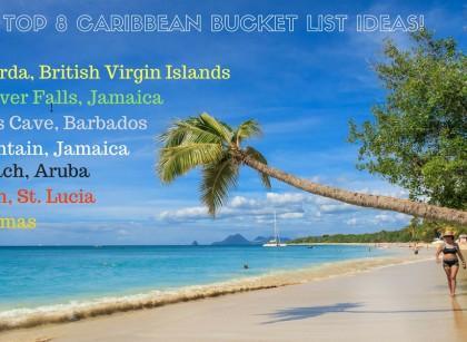 Top 8 Caribbean bucket list ideas! (1)
