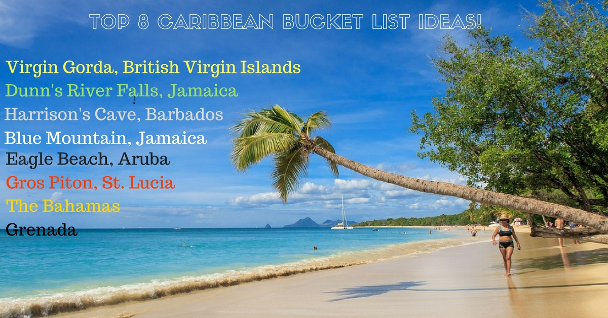 Top 8 Caribbean bucket list ideas! (1)