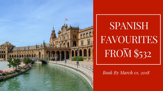 Spanish Favourites from