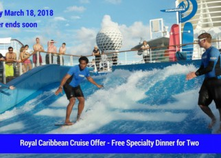 Royal Caribbean cruise offers