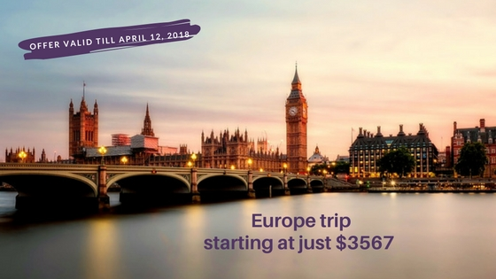 Flight deals europe 2018