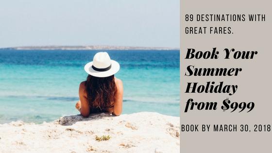 summer fares
