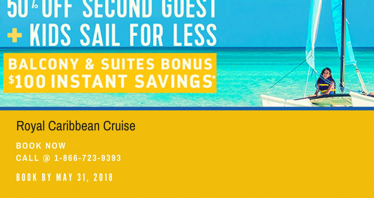 Royal Caribbean cruise offer