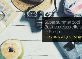 cheap business class fares