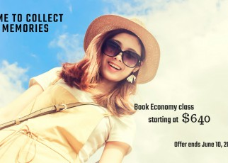 Cheap economy class fares