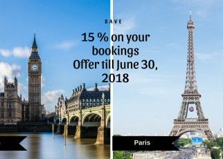 travel package offer