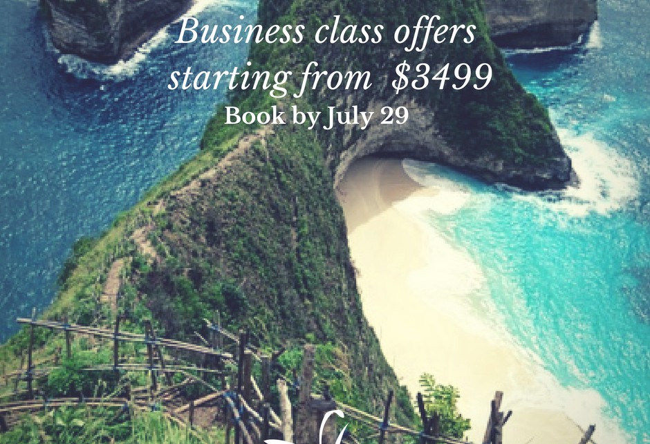 Cheap business class fares