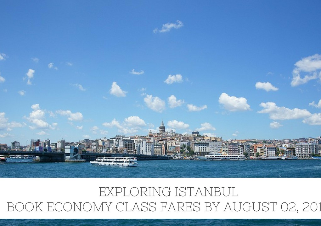 Economy class offers on Turkish airlines
