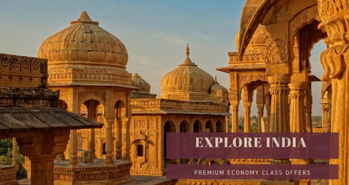 Premium Economy class offers