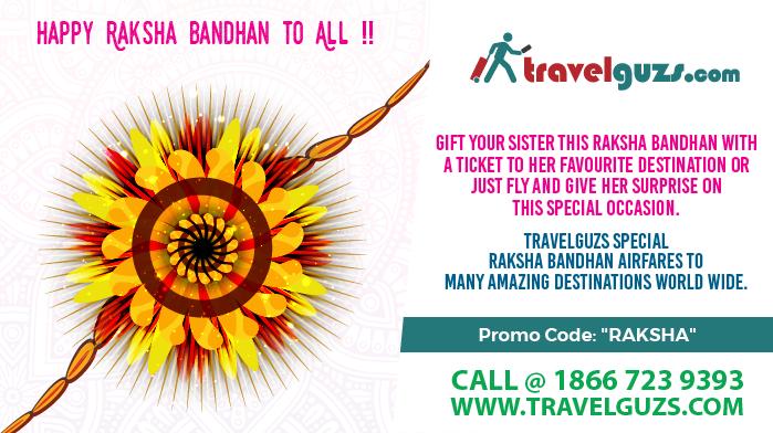 Rakshabandhan special offers