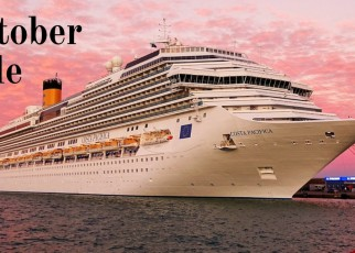 October Cruise Offer