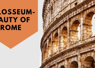 Colosseum- Rome Italy