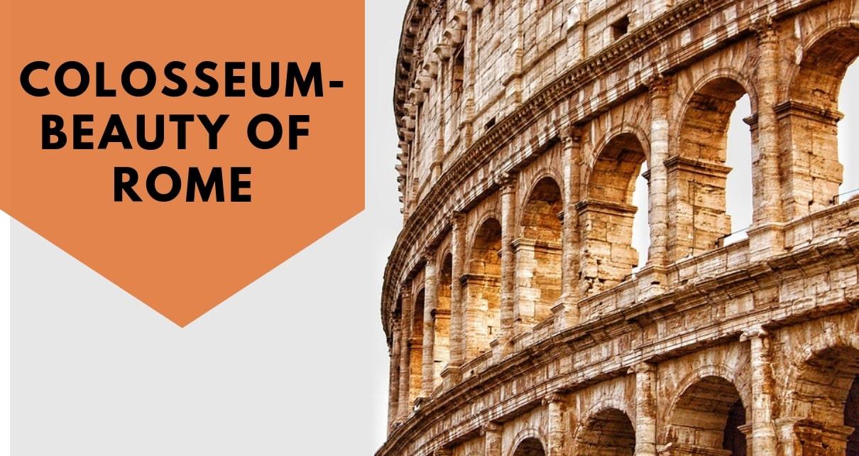 Colosseum- Rome Italy