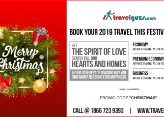 Christmas Wishes From TravelGuzs