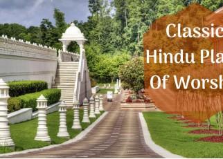 Classic Hindu Place Of Worship