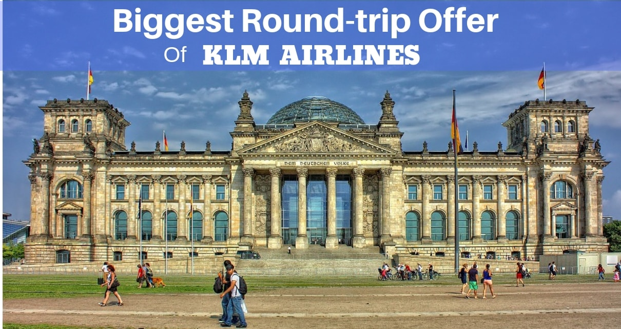 Biggest Round-trip Offer