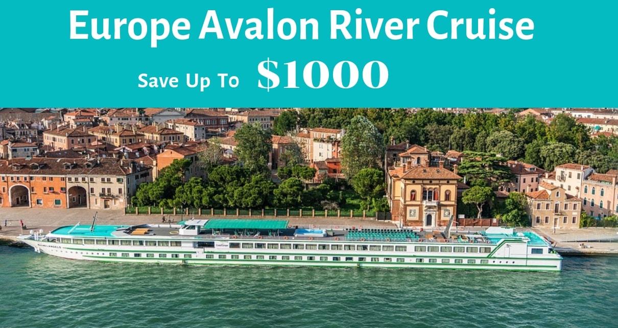 Europe Avalon River Cruise