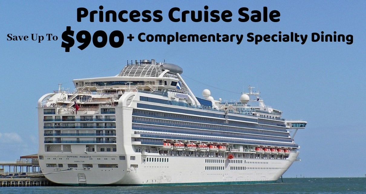 Princess Cruise Sale