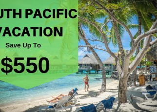 South Pacific Travel Package
