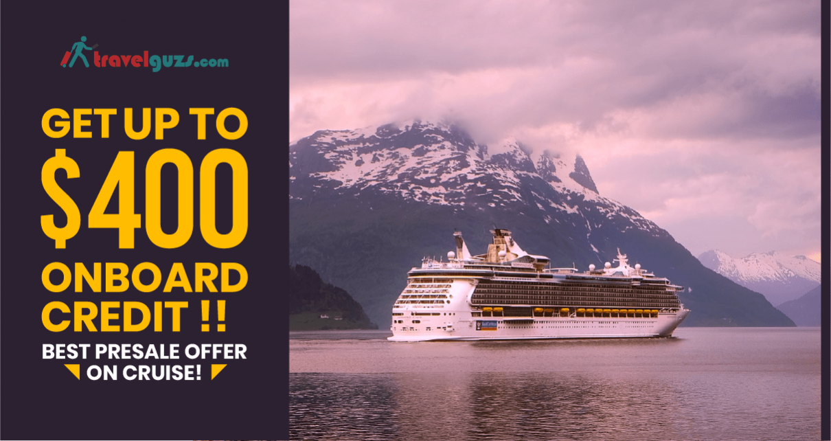 cruise presale offer