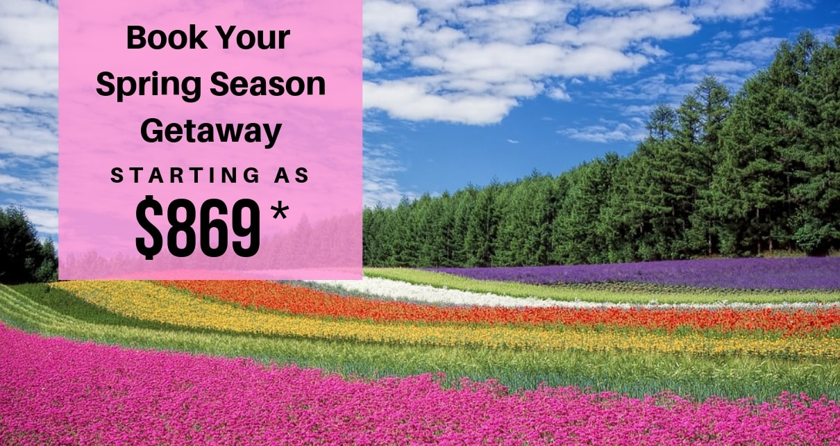 Book Your Spring Gateway