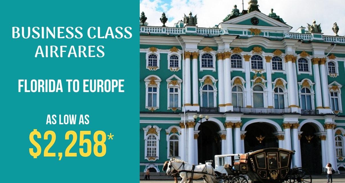 Business Class Airfares (1)