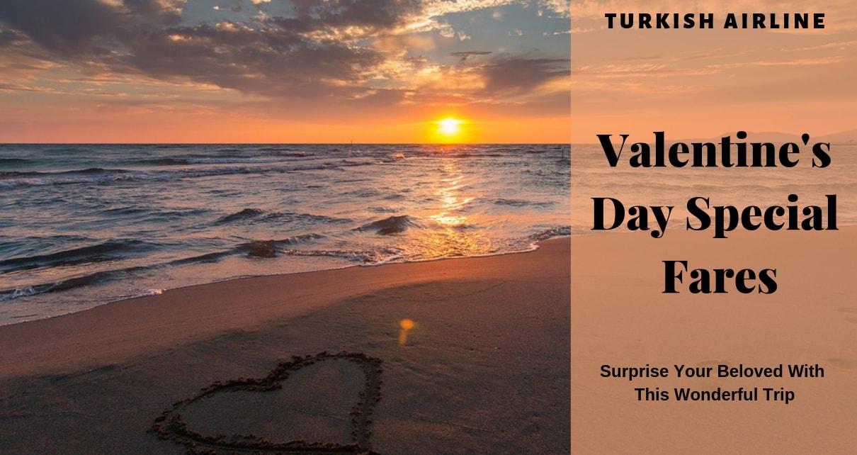 Turkish Airline- Valentine Special