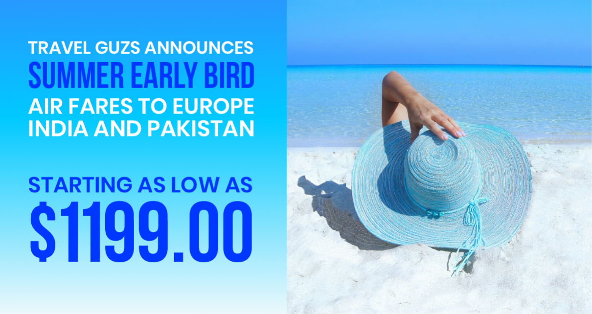 Early Bird Summer Sale