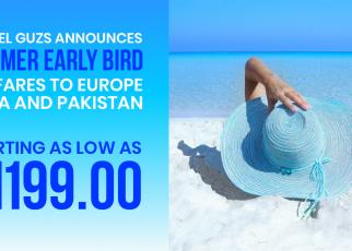 Early Bird Summer Sale