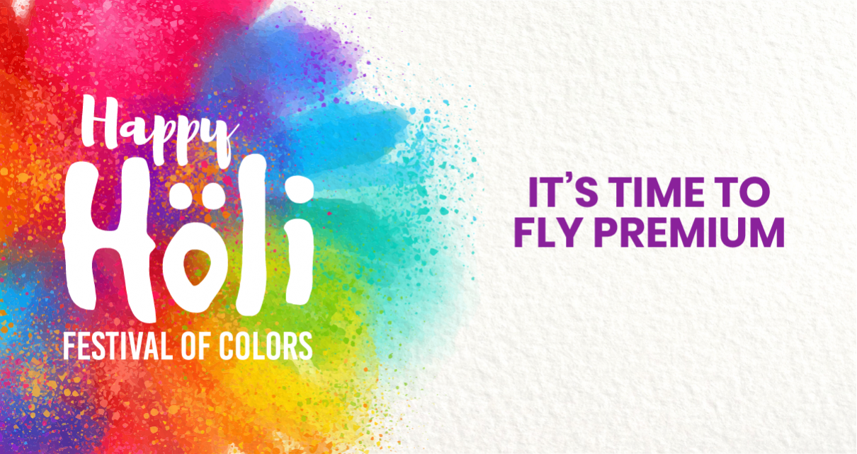 Happy Holi- The Festival Of Colors