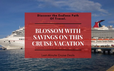 Carnival Cruise Vacation Deals