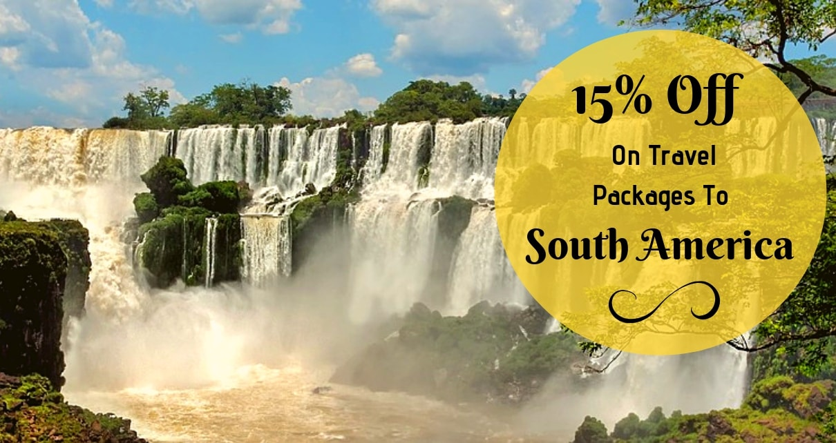 Make Way To South America - Great Offers on Vacation Packages
