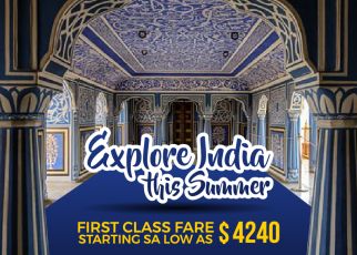 Cheap First Class Fares To India