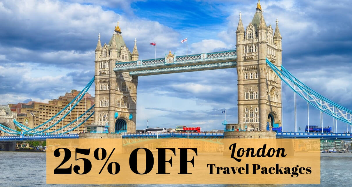 Special Offer On London Travel Packages