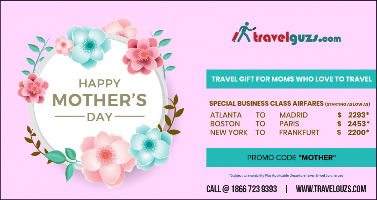 Mother's Day Holiday - Last-minute Gifts