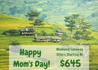 Mother's Day Weekend Flight Offers