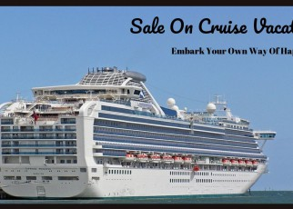 Special Deals On Cruise Vacation