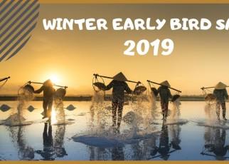 WINTER EARLY BIRD SALE 2019 2019