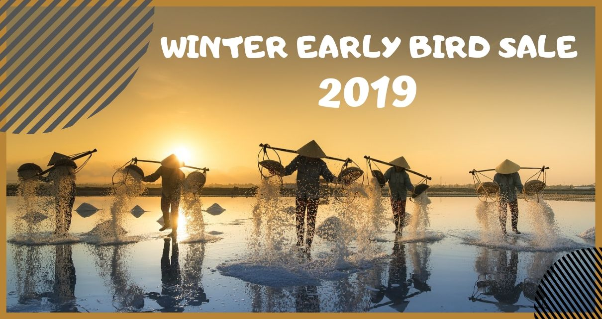 WINTER EARLY BIRD SALE 2019 2019