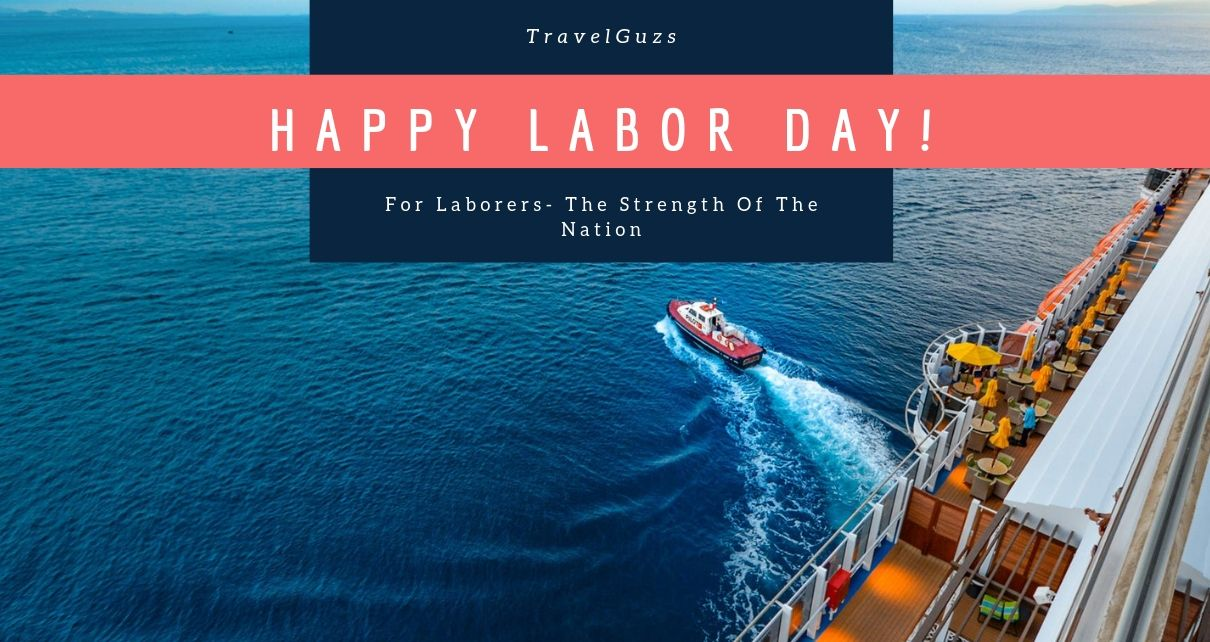 Labor Day Weekend Cruise Sale