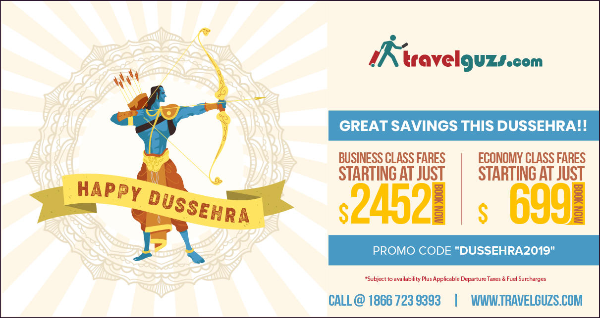 Experience The Best Of India With The Dussehra Festival